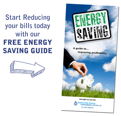 Saving energy tips