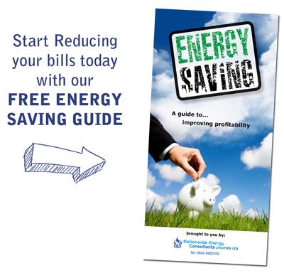 Saving energy tips
