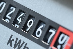 electricity meter reading