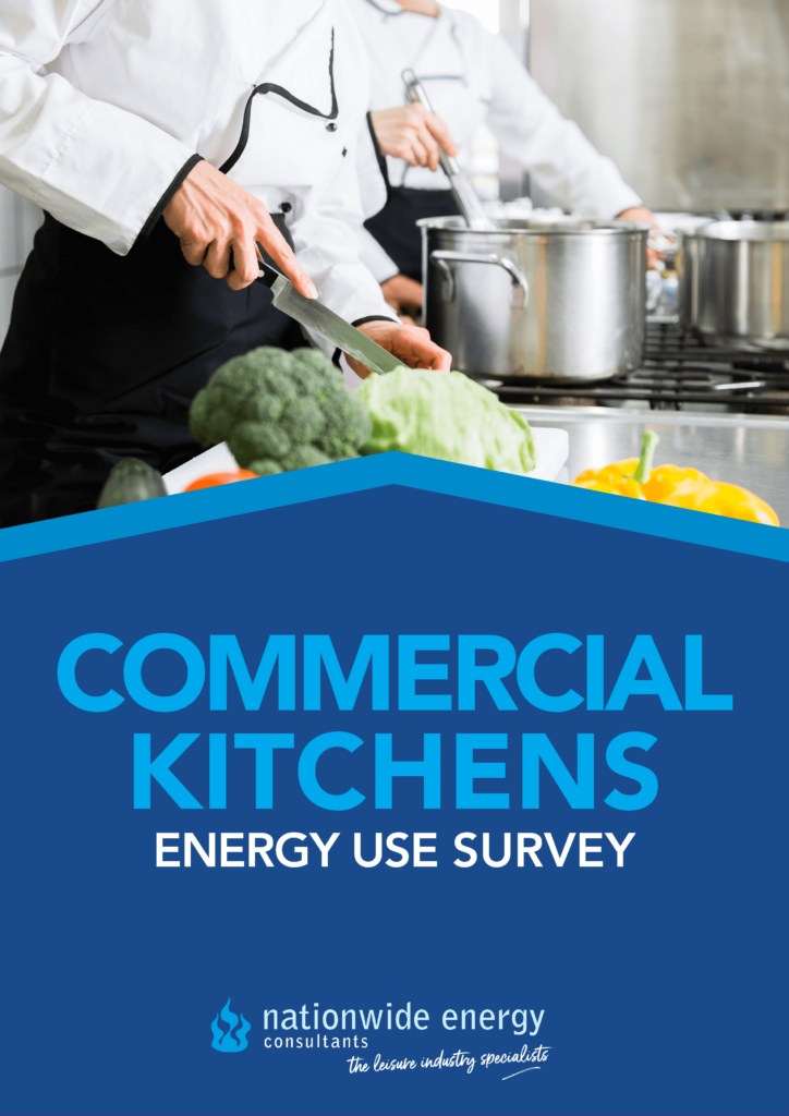 Commercial Kitchen Energy Use Guide